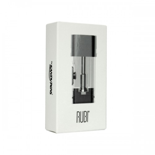 Refillable RUBI Pod Back